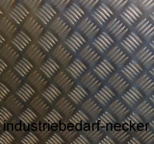 alu aluminium riffelblech tr nenblech 390x1000mm 2 5 4mm ebay. Black Bedroom Furniture Sets. Home Design Ideas