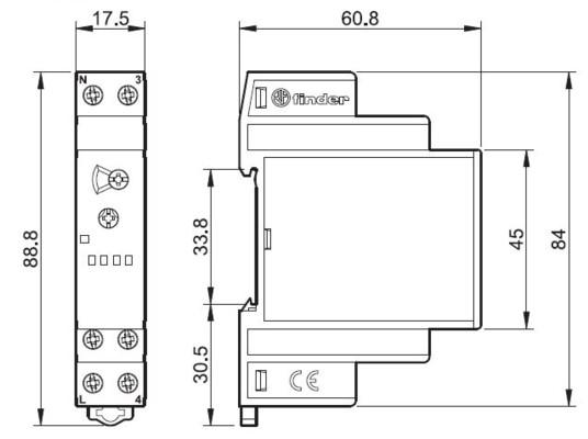 finder treppenhaus lichtautomat. Black Bedroom Furniture Sets. Home Design Ideas
